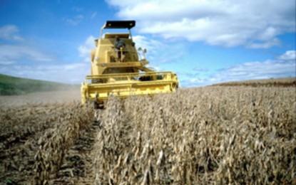 RS finaliza colheita da soja