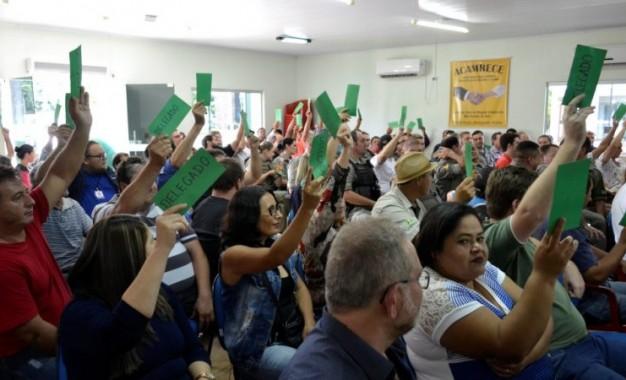 Definida a cédula de votação do Corede Celeiro para Consulta Popular 2018/2019