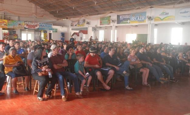 Seminário Microrregional de Produção de Alimentos Aconteceu em Vista Gaúcha