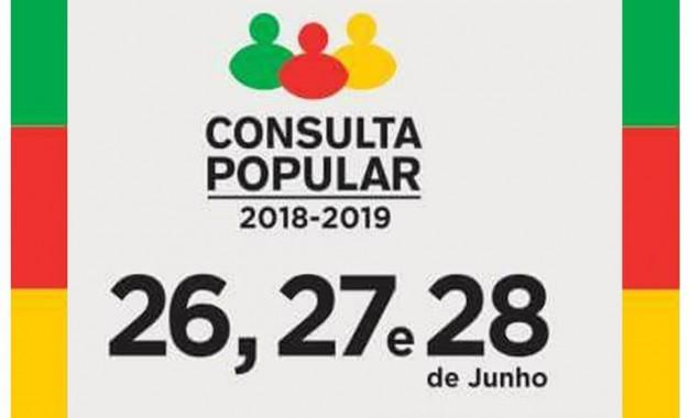 Participe da Consulta Popular 2018