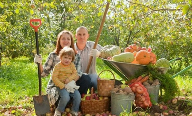 O crescimento do Brasil passa pela agricultura familiar.