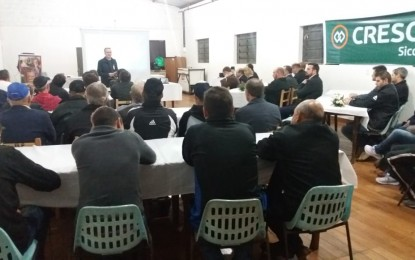 Cresol Humaitá, realiza evento de lançamento do Plano Safra 2018/2019