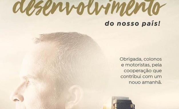 Cresol faz Homenagem ao dia do Colono e Motorista