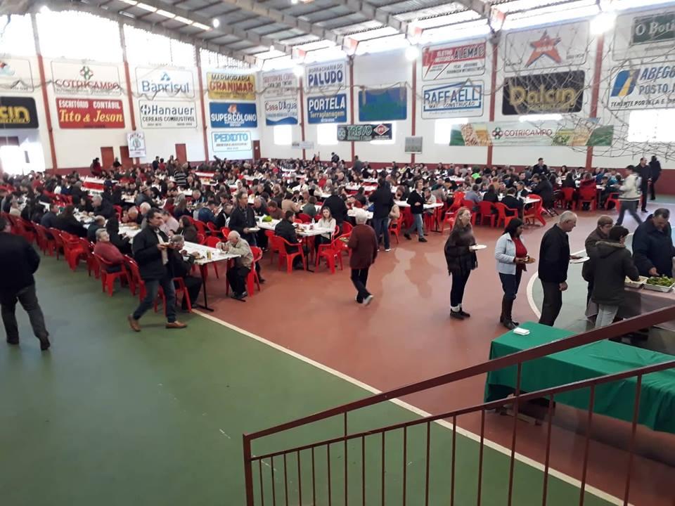 Tenente Portela: Festa do Colono e Motorista