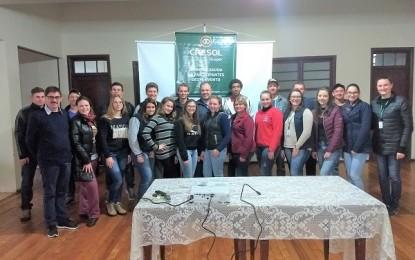 Segunda etapa de Curso de Liderança para jovens é realizada pela Cresol Humaitá