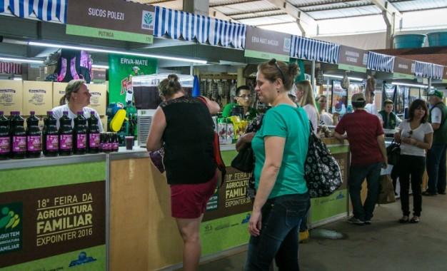Pavilhão da Agricultura Familiar foi um Sucesso na Edição da Expointer 2018