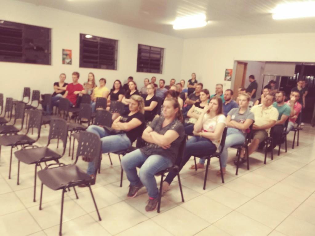 Cresol Humaitá encontro com empresas
