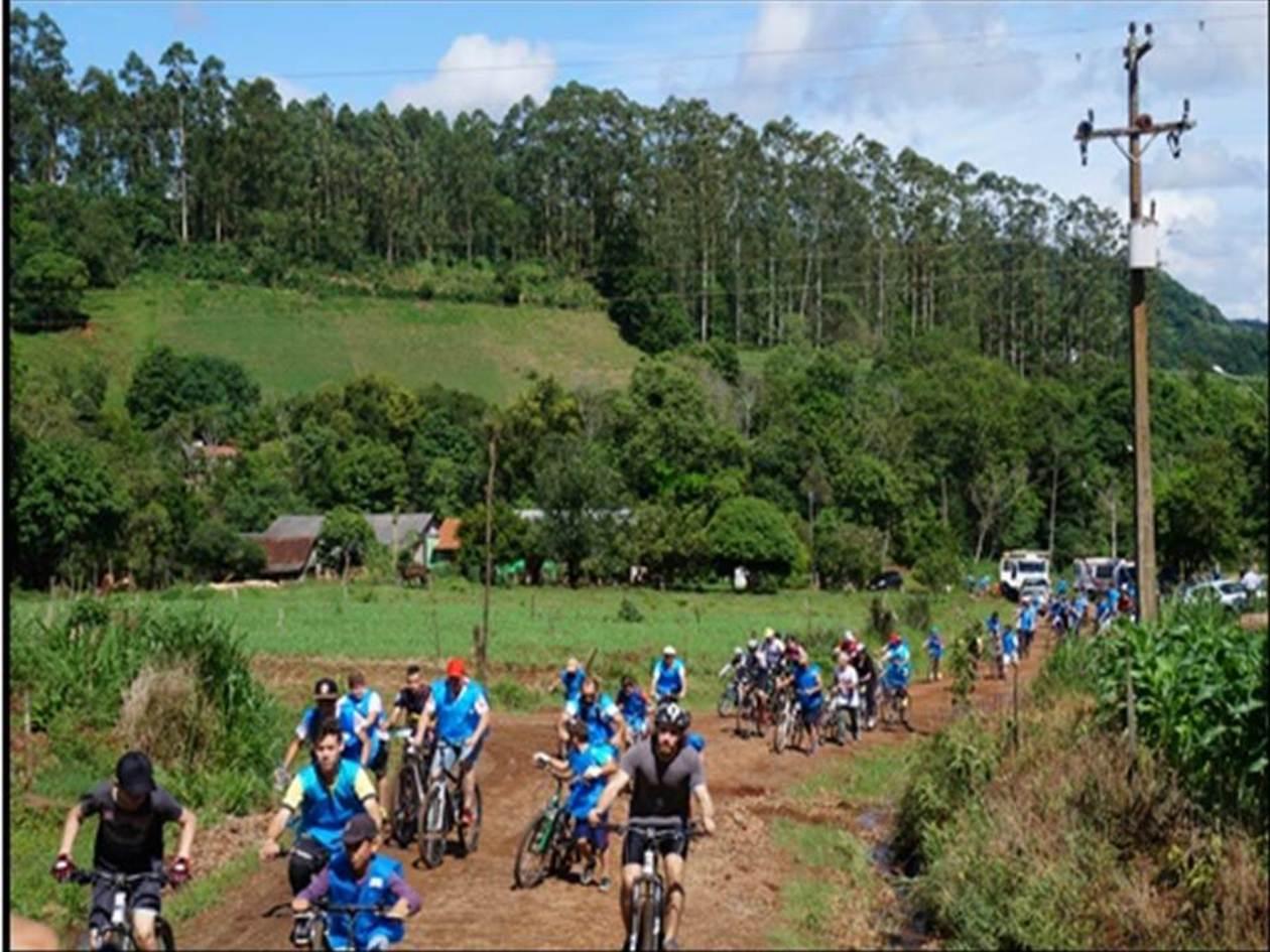 3º Passeio Ciclístico Rural de Vista Gaúcha
