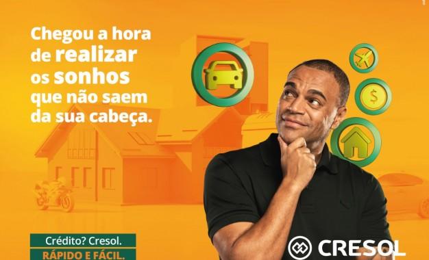 Cresol: crédito para realizar seus sonhos!