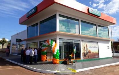 Cresol reinaugura nova unidade de atendimento em Miraguaí