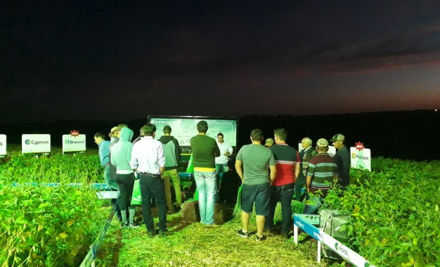 Empresa Braucks realizou 2ª Noite Tecnológica soja