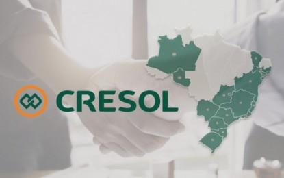 Reunião entre direções da UNICAFES/RS/SC e Cresol Sicoper