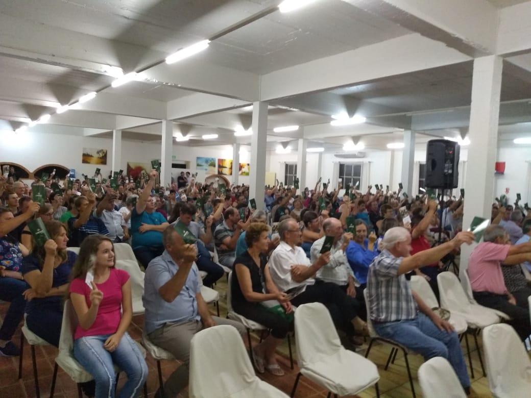 Cresol Tenente Portela Realiza Assembleia Geral 2019