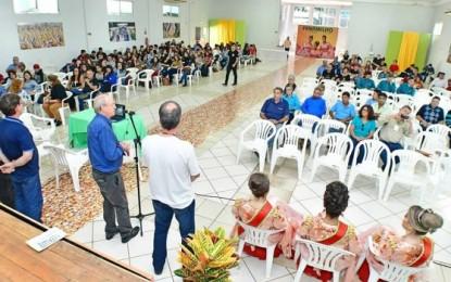 Seminário debate a produção orgânica de alimentos
