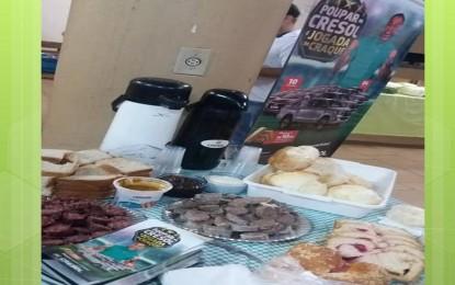 Cresol Humaitá realiza 2° Café com o Associado
