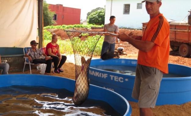 Tradicional Feira do Peixe de Taquaruçu do Sul inicia nesta quinta-feira
