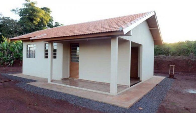 Pela primeira vez, o Plano safra terá verbas para construção de casas rurais