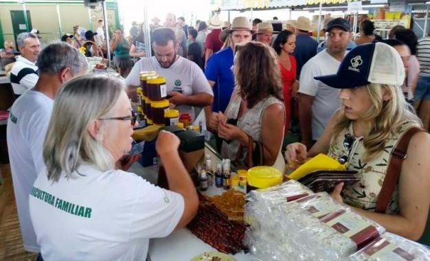 Agricultura familiar encerra participação na Expodireto Cotrijal com crescimento de 11% nas vendas