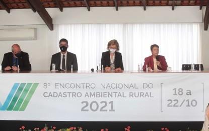 Serviço Florestal anuncia ferramenta para adesão de produtores ao Programa de Regularização Ambiental